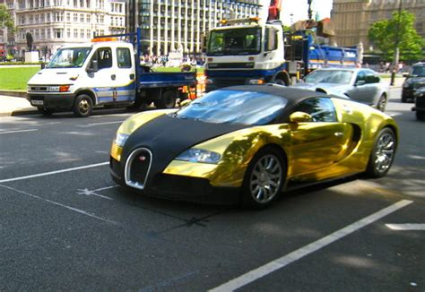 bugatti veyron gold plated 15 of the most expensive things purchased
