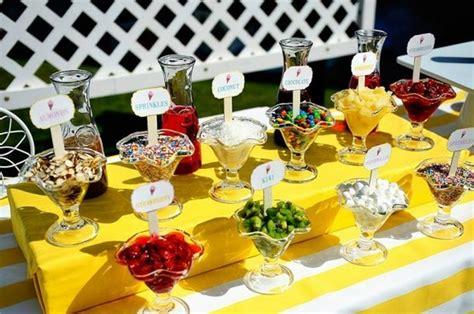 toppings for ice cream bar wedding dessert ideas hudson valley ceremonies