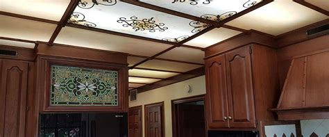 kitchen ceiling light covers fluorescent lighting decorative fluorescent light panels