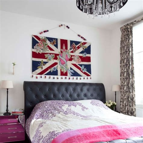 Union Jack Bedroom | union jack bedroom modern bedrooms housetohome co uk