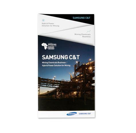 samsung c t conference leaflet 파인아트