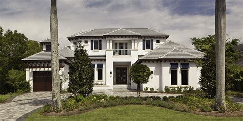 modern florida house plans coastal contemporary 2 story home plan 66309we