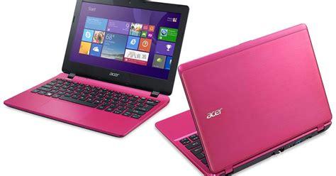 Laptop Acer Terbaru 4 Jutaan spesifikasi laptop acer harga 4 jutaan i3 i5 touchscreen