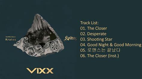 download mp3 full album vixx full album vixx 빅스 kratos mini album doovi