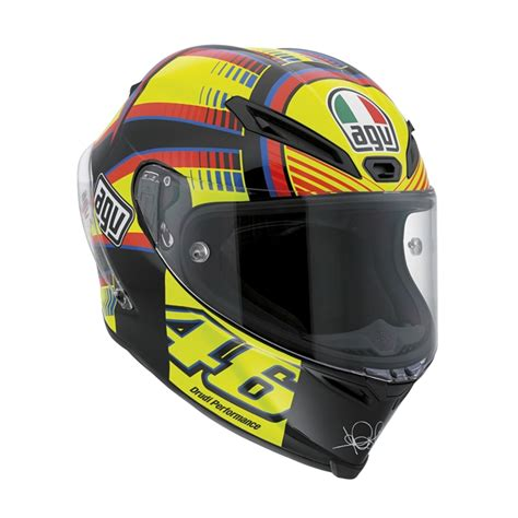 Helm Agv Agv Corsa Helmets Receive Highest Sharp Score Autoevolution