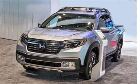 2020 Honda Ridgeline Release Date by 2020 Honda Ridgeline Hybrid Changes Release Date Auto