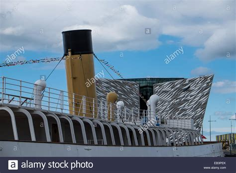 nomadic boat belfast ss nomadic steam ship in belfast northern ireland built by