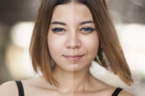 Cermin Muka Besar masalah dengan pori pori muka besar ikuti 8 langkah