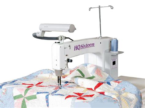 Hq Sixteen Quilting Machine by Handi Quilter Sixteen Sit Package