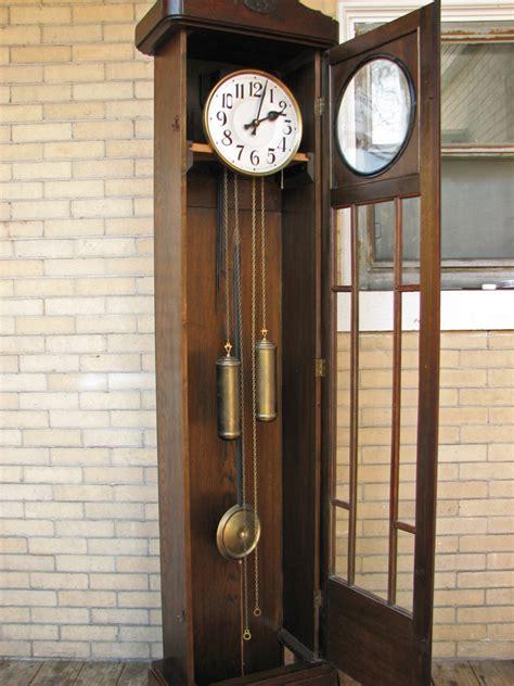 gustav becker uhren gustav becker grandfather clock ff133 1 joenevo