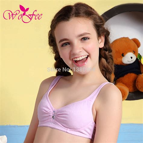 young girl no bra perky online get cheap padded bras for kids aliexpress com