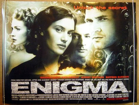 Enigma Feature Film | movie enigma the betrayal images pictures photos