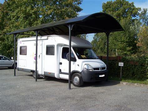 Truck Carport Carport Cing Car En Aluminium 3 60x7 60m 27 M2