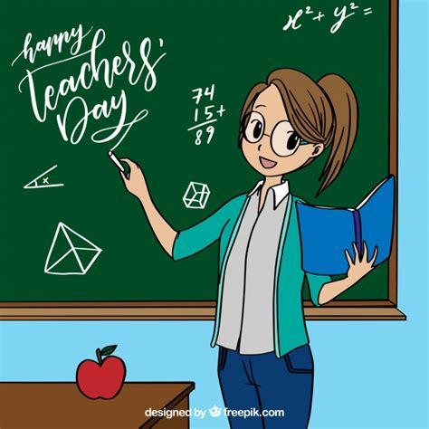 imagenes de kitty maestra maestra junto a la pizarra en estilo de anime descargar