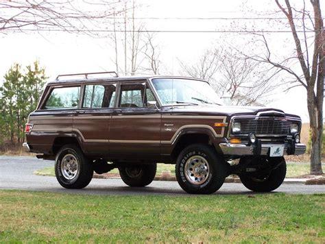 vehicle would be a 1979 jeep grand wagoneer w a
