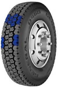 General Truck Tires D460 Tyres General D460 Www Ityre