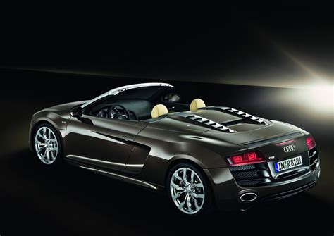 Audi R8 Spyder Preis by 2011 Audi R8 Spyder 5 2 Quattro Price