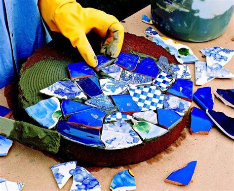 garden crafts to make best 25 mosaic garden ideas on mosaic crafts