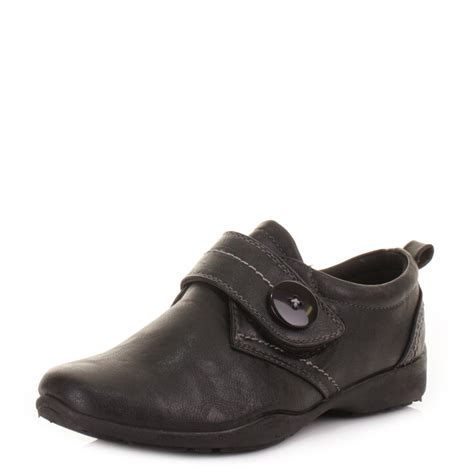 comfortable work shoes for flat flat leather style comfortable comfy black work