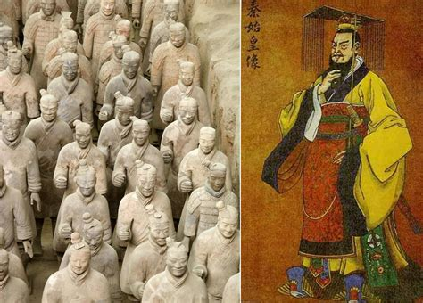 Terracotta Army And Emperor Qin Shi Huang Gloucester