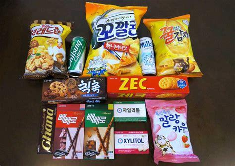 Korean Snack nostalgic snacks that still tantalise the korean palate food news asiaone