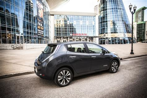 how many nissan leafs been sold nissan leaf reaches 25 000 us sales autoevolution