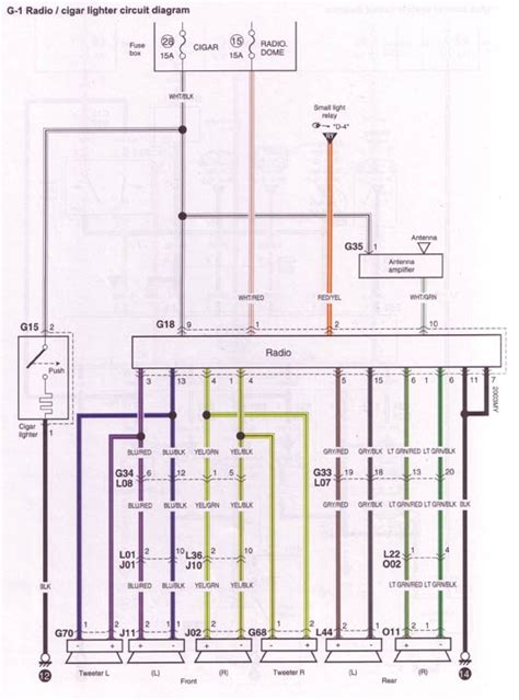 pioneer unit wiring diagram 32 wiring diagram