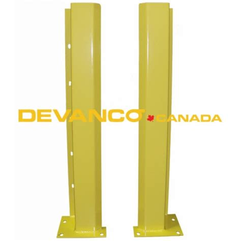 Overhead Door Track Guards Track Guard 24 Track Guard 24 Quot Safety Yellow Sold As A Pair