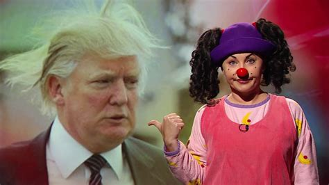 Cast Of The Big Comfy by Season 24 Loonette On Creepy Clowns This Hour
