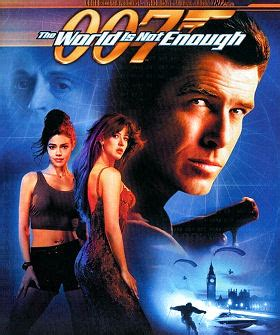 film james bond world is not enough mi6 the world is not enough 1999 james bond 007