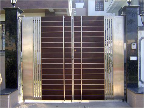 steel gate design home decor interior exterior