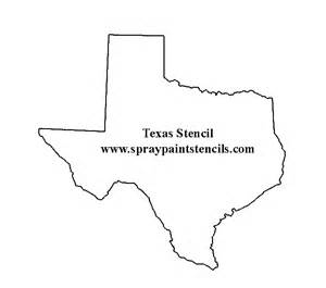 Large Outlines Of States by Stencils Listing T S