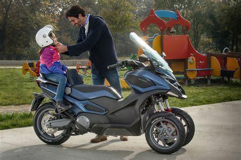 kymco  series sport  scooter tres ruedas club del