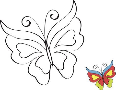 Imagenes De Mariposas Bonitas Para Colorear | mariposas para colorear bonitas imagui