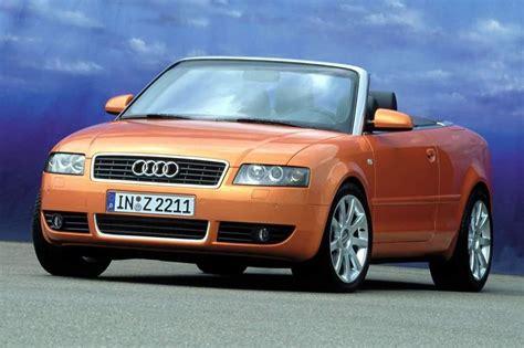 Audi A4 Cabrio Forum by Audi A4 B6 Cabrio