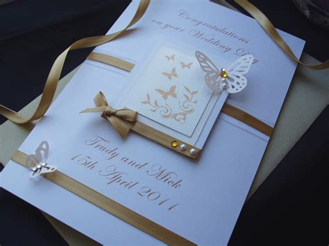 Luxury Handmade Wedding Cards - luxury handmade wedding card handmade cards pink posh