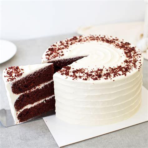 best new year cake singapore velvet cake 15 baker s brew