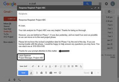 bagaimana menulis email pengingat  ramah menggunakan