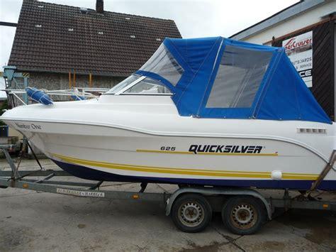 quicksilver bootje quicksilver cruiser 625 combytes de quicksilver