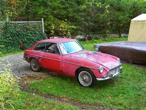 restoration project cars restoration project cars  mg mgb gt