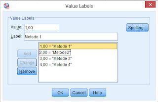 tutorial spss anova dua arah tutorial spss analisis ragam analysis of variance