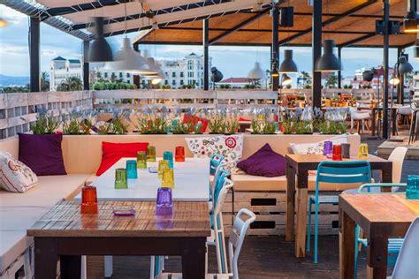 imagenes retro para restaurante mobiliario vintage decoraci 243 n terraza de cafeter 237 a il rosso