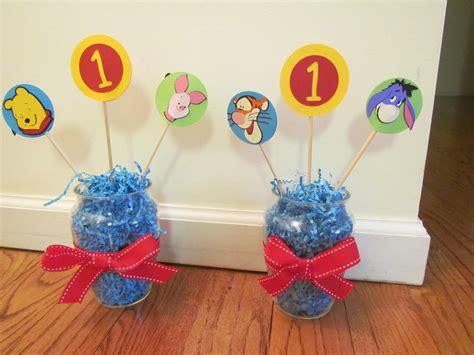winnie the pooh decorations