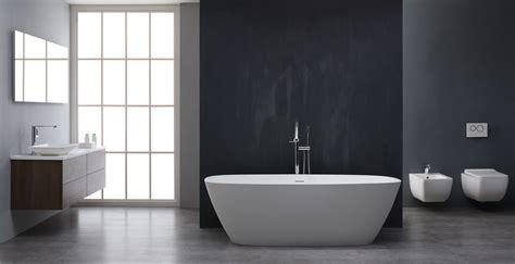 badewanne 175x75 stoneart badewanne freistehend bs 528 wei 223 175x75 gl 228 nzend