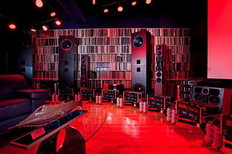 most expensive home theater system realty unique