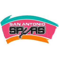 Customizable Wall Stickers san antonio spurs logo iron on sticker heat transfer