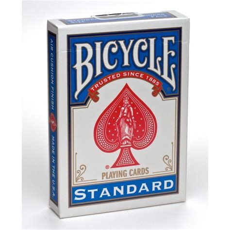 united states card company bicycle cards box template bicycle rider back quot standard quot cards pokerhandel