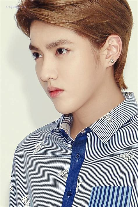 exo kris scans exo for ivyclub magazine april 2014 issue