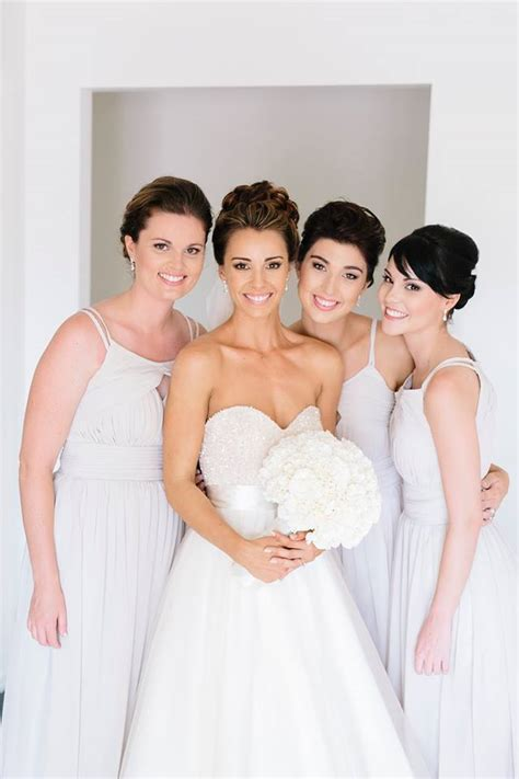 Wedding Hair And Makeup Brisbane by Wedding Hair And Makeup Brisbane Real Brides