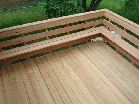 wood deck bench woodworking deck bench railing brackets plans pdf download